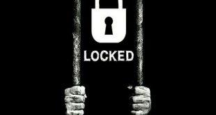 عکس پروفایل سیاه خاص زندان