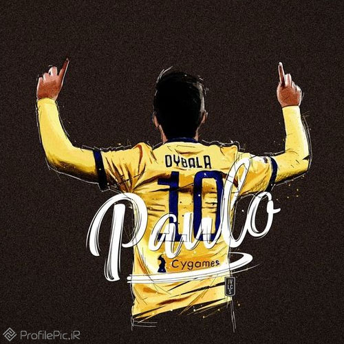 عکس پروفایل پائولو دیبالا