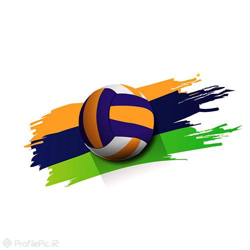 عکس پروفایل والیبالی
