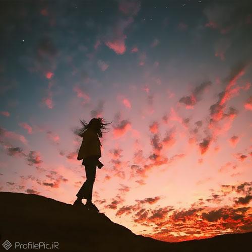 عکس پروفایل رویایی دخترانه