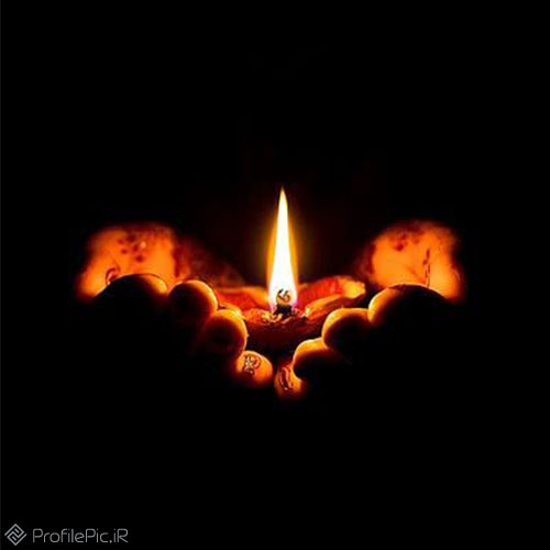 عکس شمع برای پروفایل