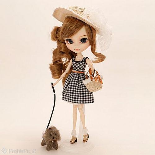 پروفایل دخترونه عروسکی