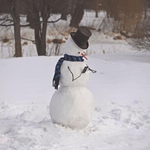 عکس پروفایل زمستان برف