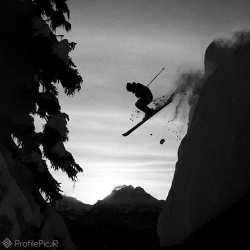 عکس پروفایل خاص ski