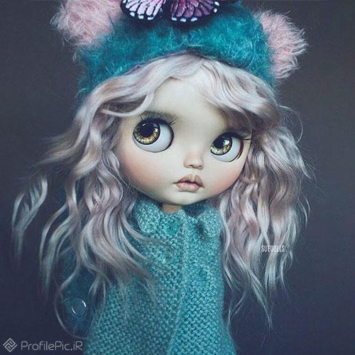 عکس کارتونی دخترانه جدید