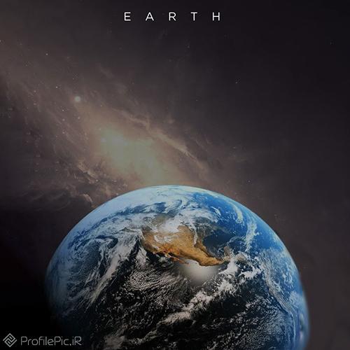 عکس پروفایل کره زمین