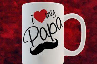 عکس پروفایل روز پدر مبارک به انگلیسی