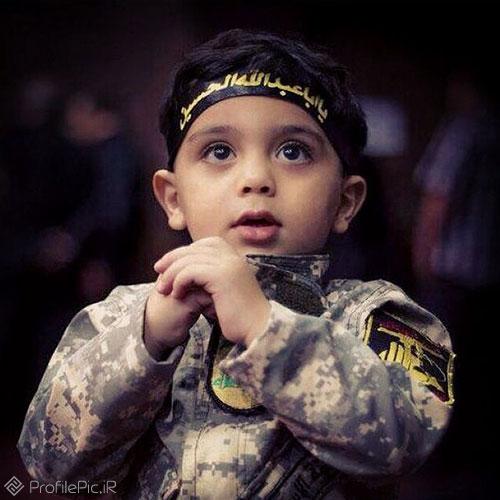 عکس زیبا از روز ارتش