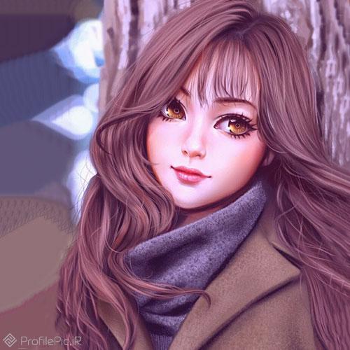 عکس زیبا و خاص دخترونه