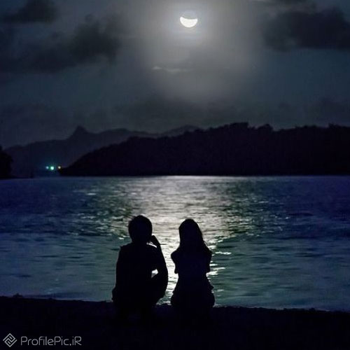 عکس عاشقانه دونفره بدون متن جدید