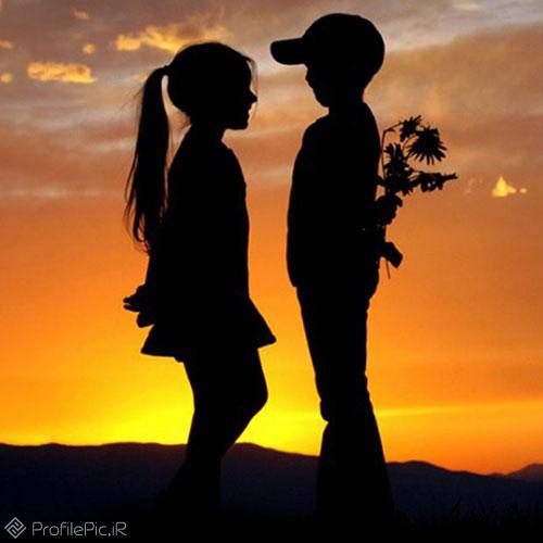 عکس عاشقانه لاکچری بدون متن باحال