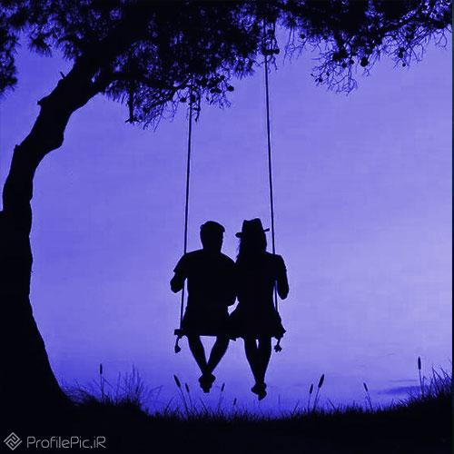 عکسهای فوق العاده عاشقانه دونفره