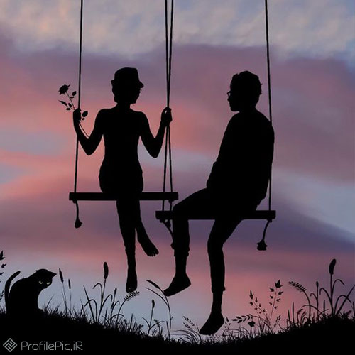 عکس با کلاس و رومانتیک عشقولانه