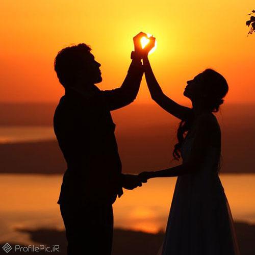 احساسی و عاشقانه دونفره بدون متن