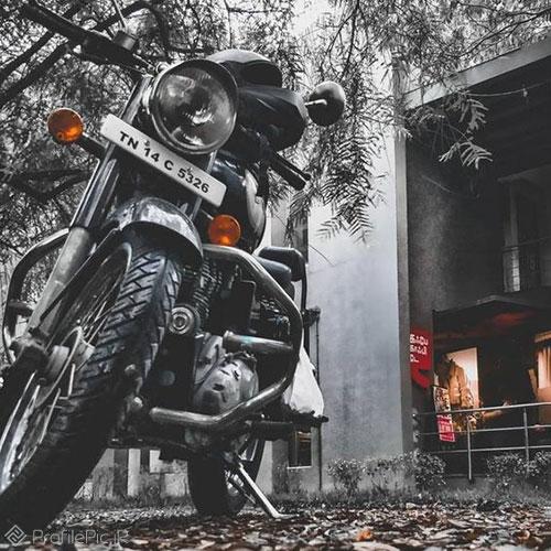 عکس پروفایل موتور سنگین