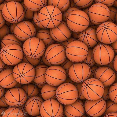 عکس توپ بسکتبال
