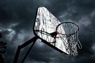 عکس زیبا از جنس بسکتبال