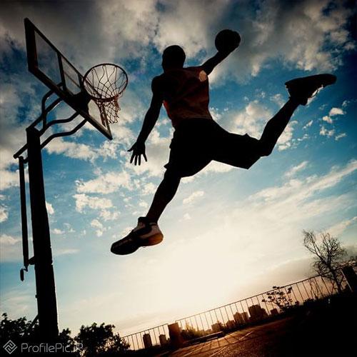 عکس جالب برای عاشقان بسکتبال